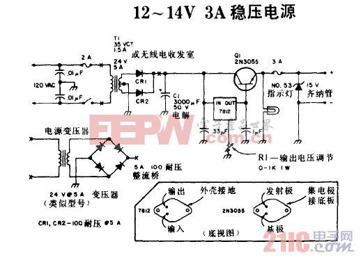12-14V 3A稳压电源.gif