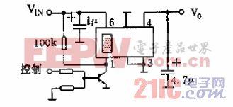 新型微功耗低压差稳压器应用电路03.gif