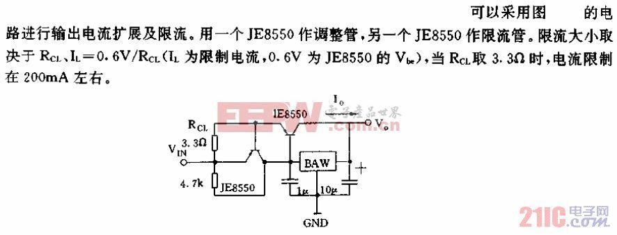 新型微功耗低压差稳压器应用电路02.gif