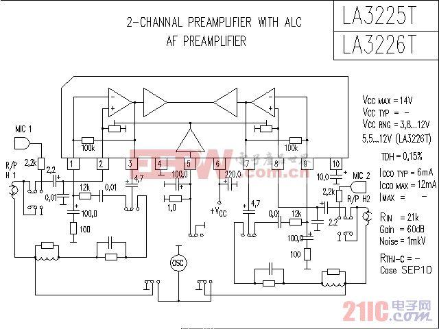 LA3225T-LA3226T音响IC电路.gif