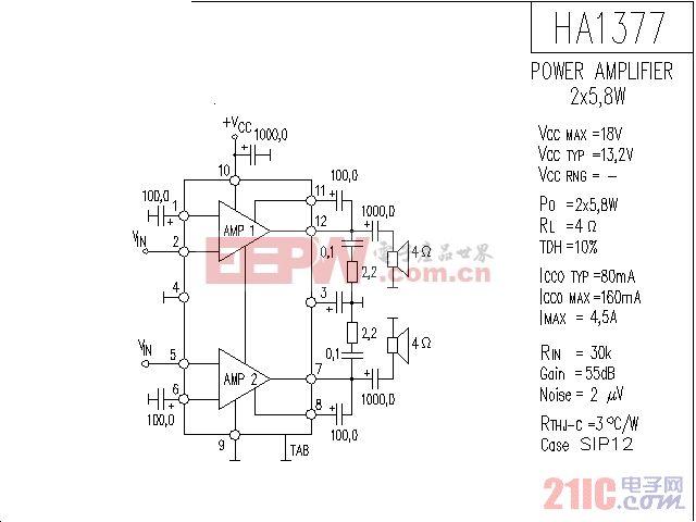 HA1377集成电路图.gif