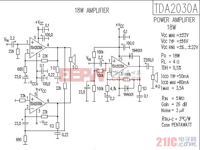 The Instrumentation  lifier Circuit with  mon Mode Signal Input together with Triac likewise Circuit Of AN7415 7415S FM Stereo Decoder also IGBT with Output Buffer Drive Circuit Diagram further Tda2030 Make For Subwoofer  lifier. on audio amplifier ic
