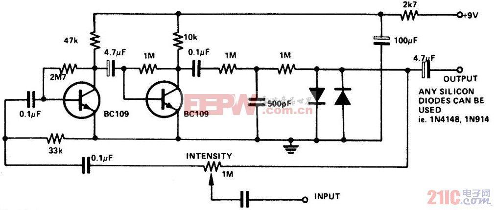 噪音盒电路 一 .jpg高清图片
