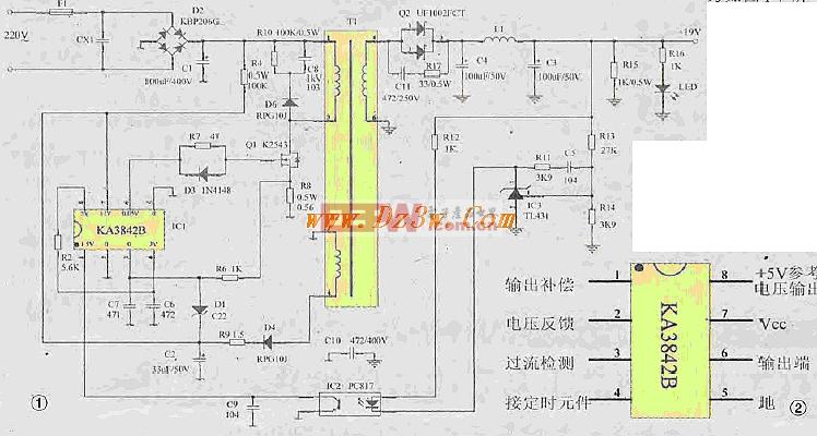 笔记本 电路/一、电路基本工作原理