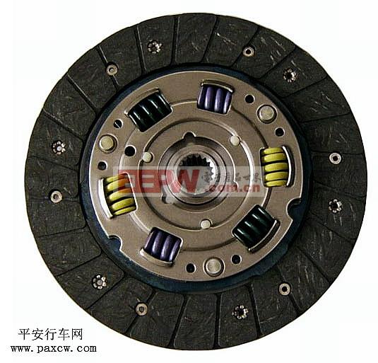 轿车离合器的工作原理_汽车离合器的工作原理