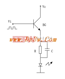 射随激光二极管驱动电路