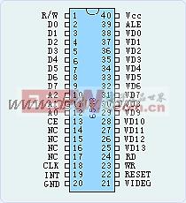 有关图像处理器8031与6538的接口技术