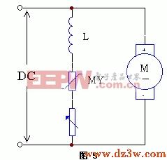 保护 直流电机/直流电机稳速保护电路图