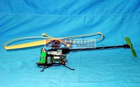 航模直升飞机电路图-医疗设备电路图-电子产品世界