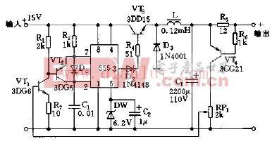 简易开关式充电器电路图-简易开关式充电器电路图片