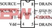 VIPER22A内部结构图