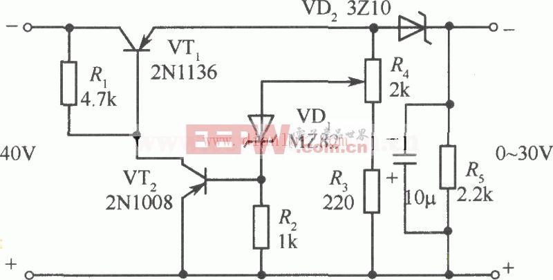 银河yh-250 v2.1电源3.3v电原理电路