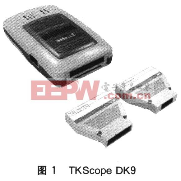 独创的技术引领--TKScope DK9嵌入式智能仿真开发平台
