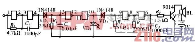 9.CMOS验电器制作电路.gif
