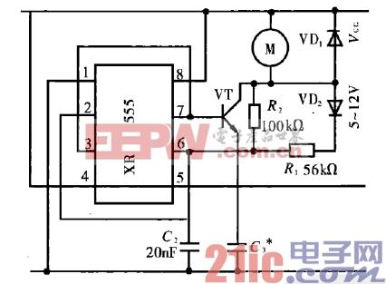 40.小型直流电动机控制电路(二).gif