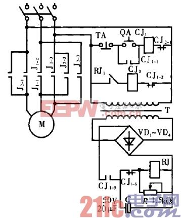 10.RC反接电动机制动电路.gif