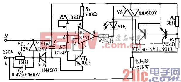 20.具有保护功能的恒温电路.gif