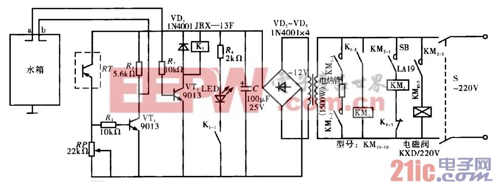 47.全自动热水器控制电路.gif