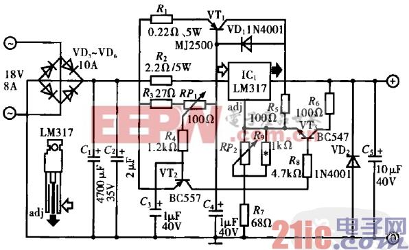 微型电钻控制电路图片