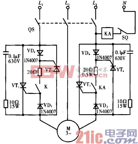 18.工业缝纫机空载自停节电电路.gif