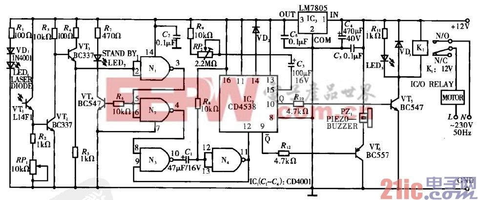 15.激光束全自动开门窗控制电路.gif