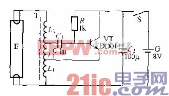 286.电池供电荧光灯电路(2).gif