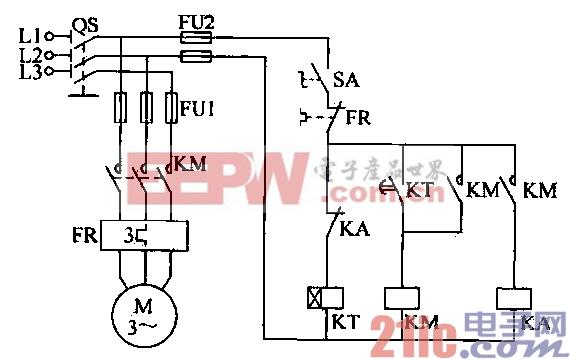 37.长时间停电来电告知自动起动控制电路.gif