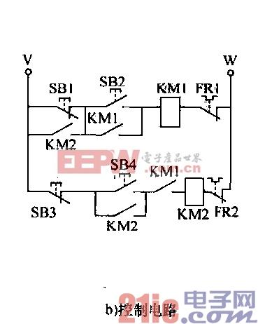 20.两台电动机顺序起动停止控制电路b.gif