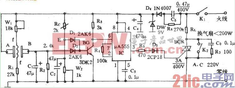 换气扇自动排气器电路.jpg
