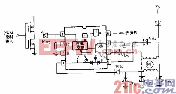 2.UDN3625M、UDN3626M单相无刷直流电动机霍尔传感器和驱动器-在风扇中驱动的应用.gif