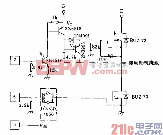 7.用两个N沟道FRT的电动机驱动电路.gif