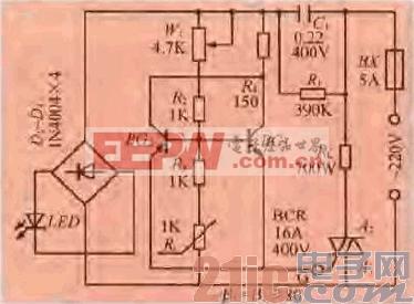 24.一款新颖的可控硅温控电路.gif