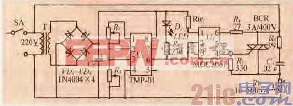 50.一款智能恒温控制电路.gif
