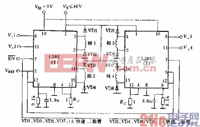 16.L295在四相步进电机驱动中的应用.gif