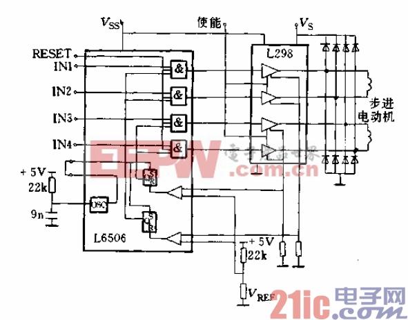 11.L298驱动两相步进电动机.gif