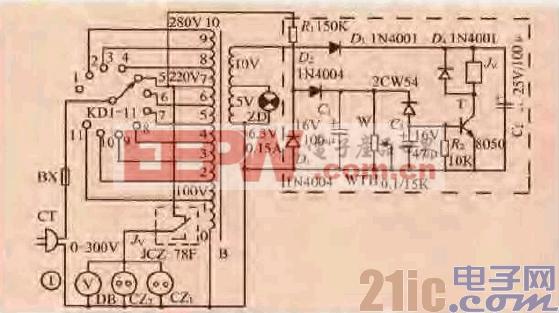 9.一款双功能家用手动调压器电路.gif