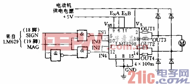 lm629pwm驱动_电路图_电子产品世界