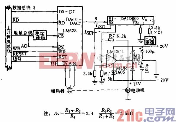 3.LM628构成最小系统.gif