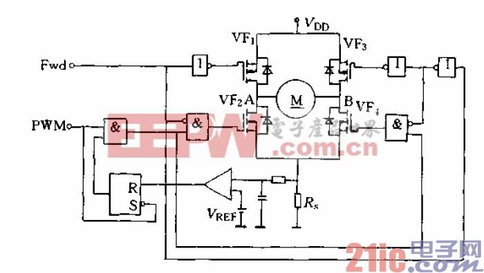 2.两象限工作的H桥驱动电路.gif