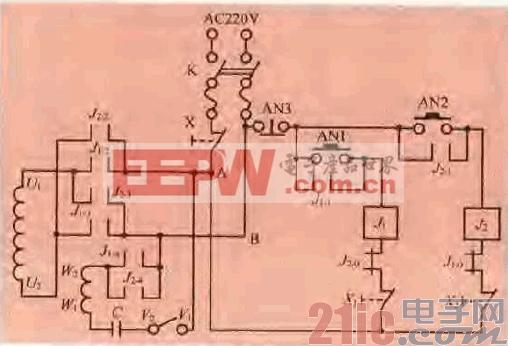 34.一款单相电机正反转控制电路(二).gif