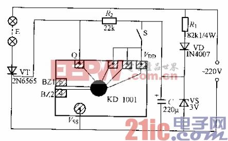 241.单路闪烁灯串电路(4).gif