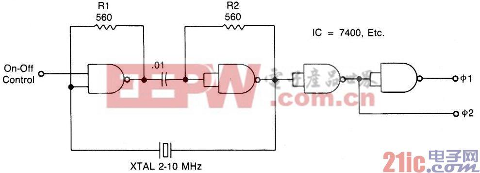 IC兼容的晶体振荡器电路.jpg