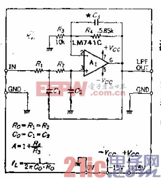 2.电容参数相同的12dB-oct低通滤波器.gif