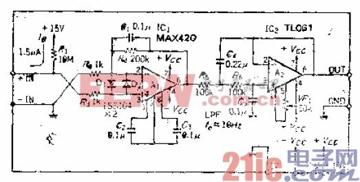 实用斩波型OP放大器的低漂移热电偶前置放大器