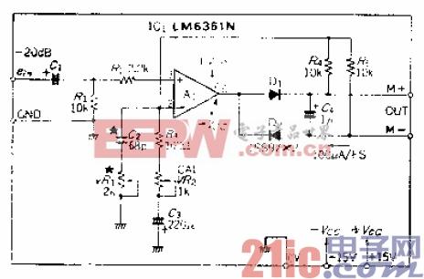 5.采用高频特性的OP放大器的宽带表头驱动放大器.gif