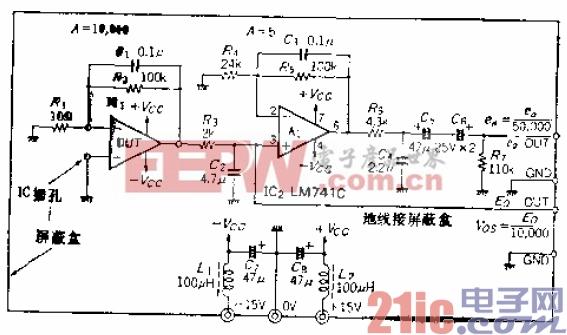 1.测量超低频噪声的OP放大器噪声测量电路.gif