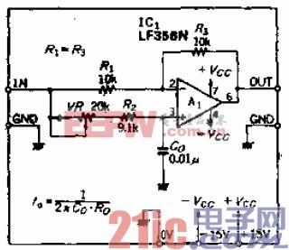 13.可在0至-180°范围内变化的-90°移相电路.gif