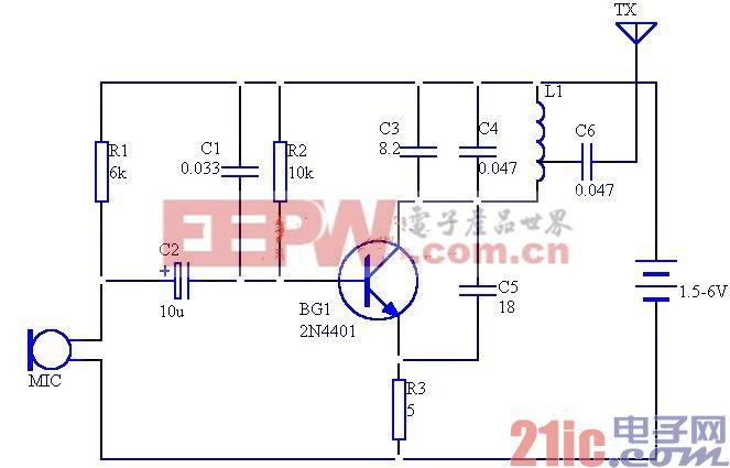 1.5V微型无线调频话筒电路.jpg