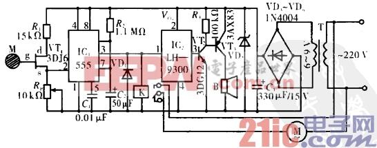 31.人体感应音乐喷泉电路.gif