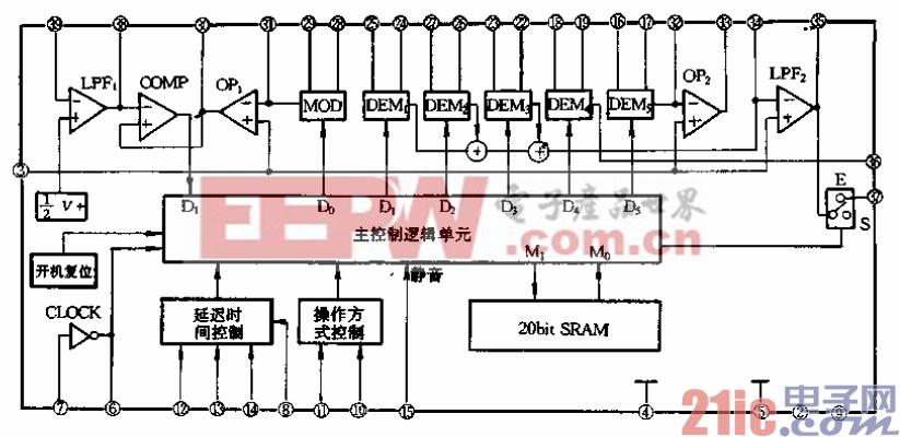 30.M50194的内部电路原理.gif